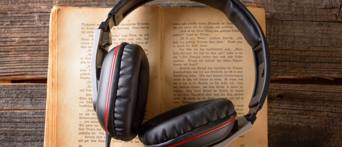 Audiobooks: The Past, Present, and Future of Another Way to