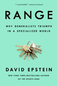 David Epstein, Range