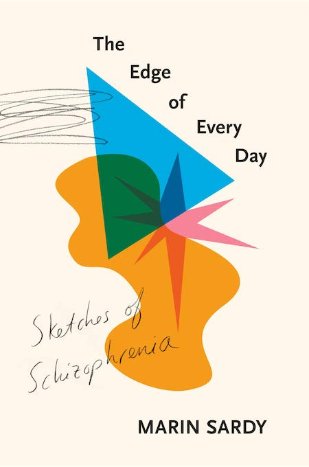Marin Sardy, <em>The Edge of Every Day</em>, design by Kelly Blair (Pantheon, May 21)