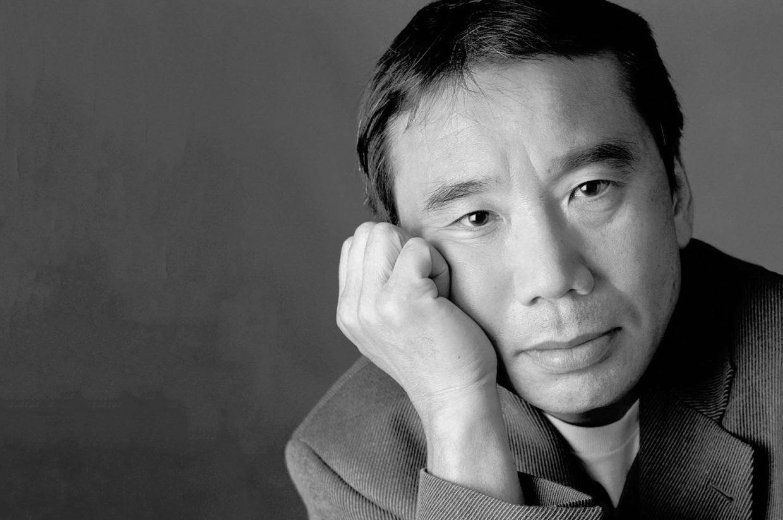 Haruki Murakami (Photo by Elena Seibert)