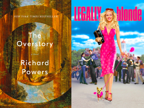 The Overstory_Legally Blonde