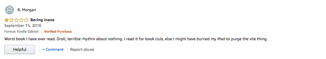 The 36 Best One-Star Amazon Reviews of Mrs  Dalloway