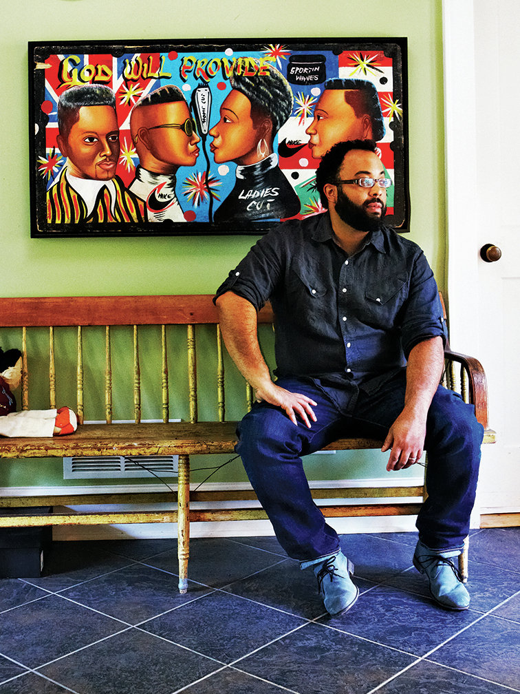 Kevin Young (Photo by Melanie Dunea/CPi)