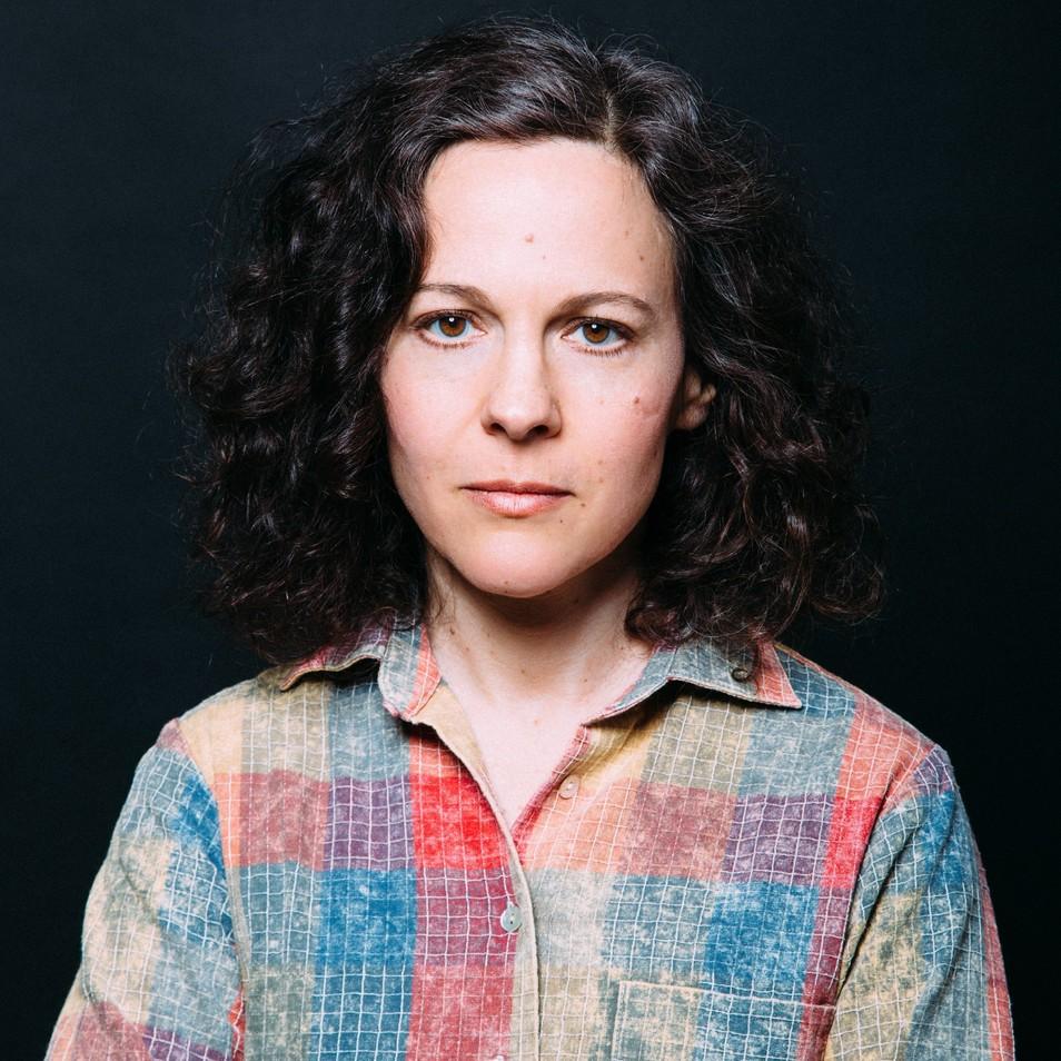Sandra Newman (Photo by George Baier)