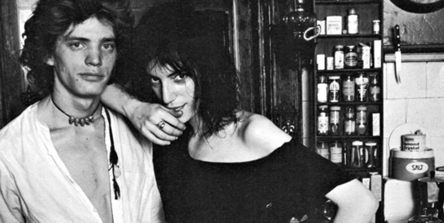 'Just Kids': Patti Smith's Life With Robert Mapplethorpe ... |Patti Smith Robert Mapplethorpe Just Kids