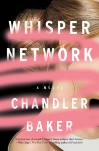 Chandler Baker, Whisper Network