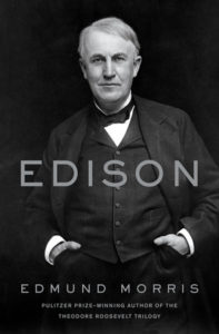 Edmund Morris, Edison