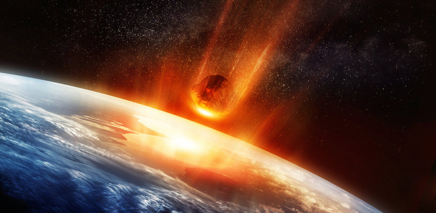 How an Asteroid Could Destroy the World Before Impact | Literary Hub