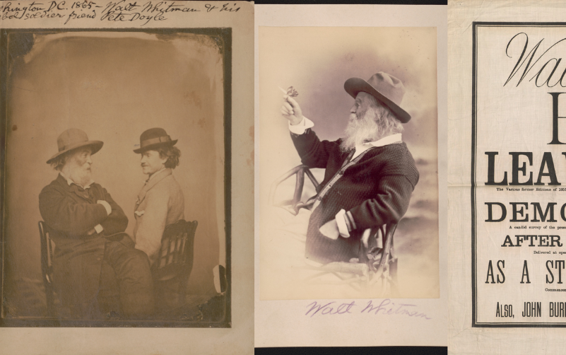Celebrate Walt Whitman's Biennial with the Morgan Library & Museum