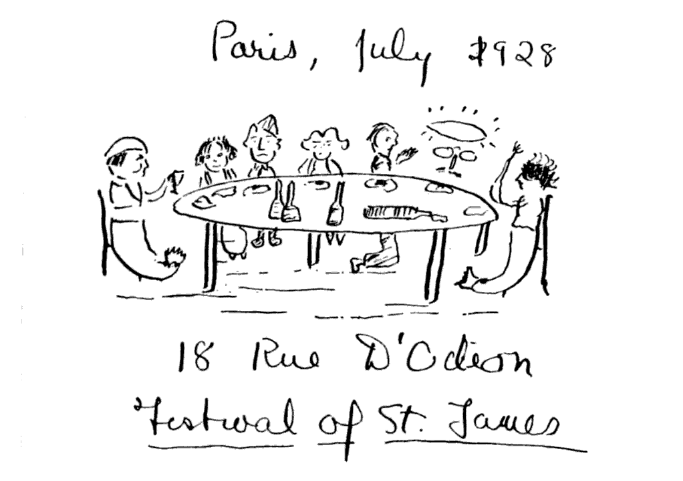 11 Legendary Literary Parties We're Sad to Have Missed