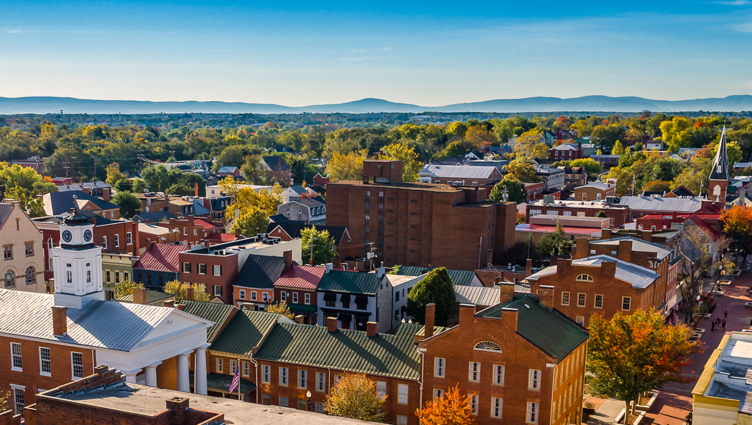 Behold a new literary festival in Virginia's Shenandoah Valley!