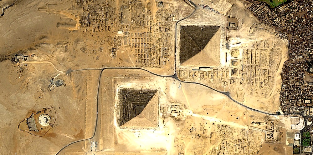 How Space Technology is Revolutionizing Archaeology