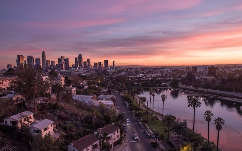 Landscape Los Angeles