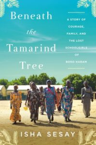 Isha Sesay,Beneath the Tamarind Tree