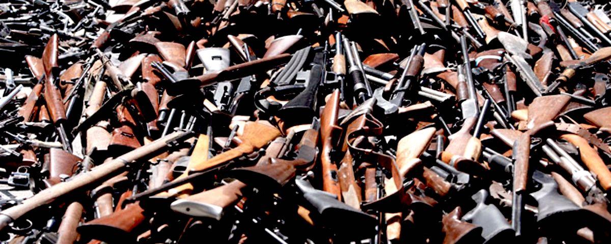 Kurt Vonnegut Really, Really Hated Guns