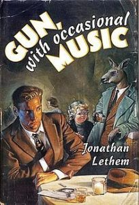 Jonathan Lethem, Gun, with Occasional Music