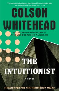 Colson Whitehead, The Intuitionist