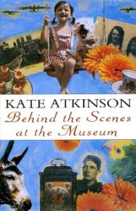 Kate Atkinson, Behind the Scenes at the Museum