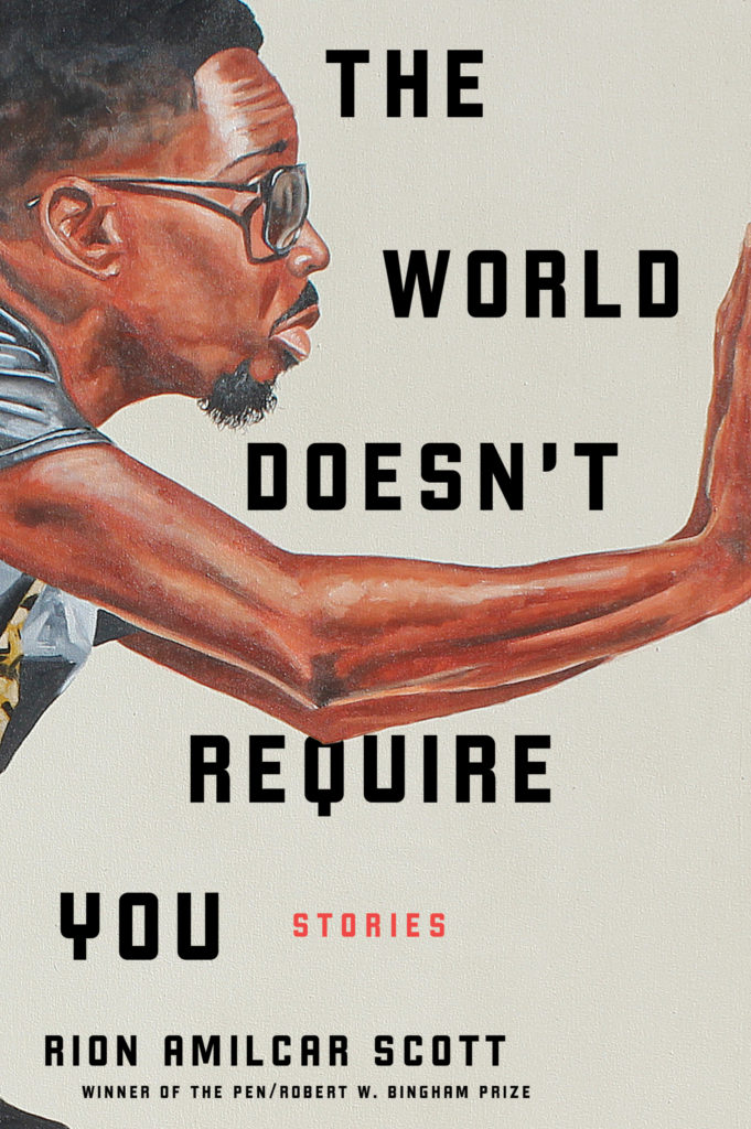 The World Doesn't Require You; design by Laywan Kwan, art direction by Steve Attardo (Norton)