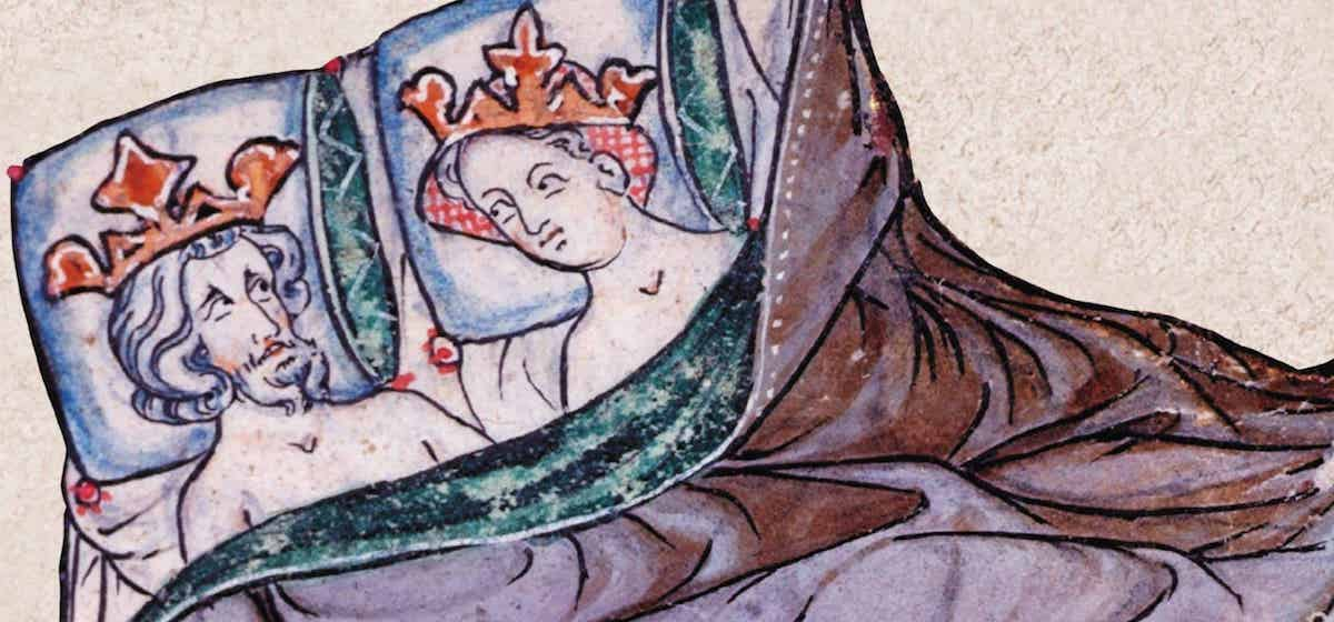 On the Gleefully Indecent Poems of a Medieval Welsh Feminist Poet