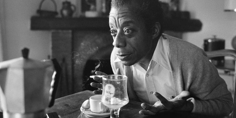 James Baldwin Aids