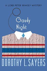 Dorothy L. Sayers, Gaudy Night