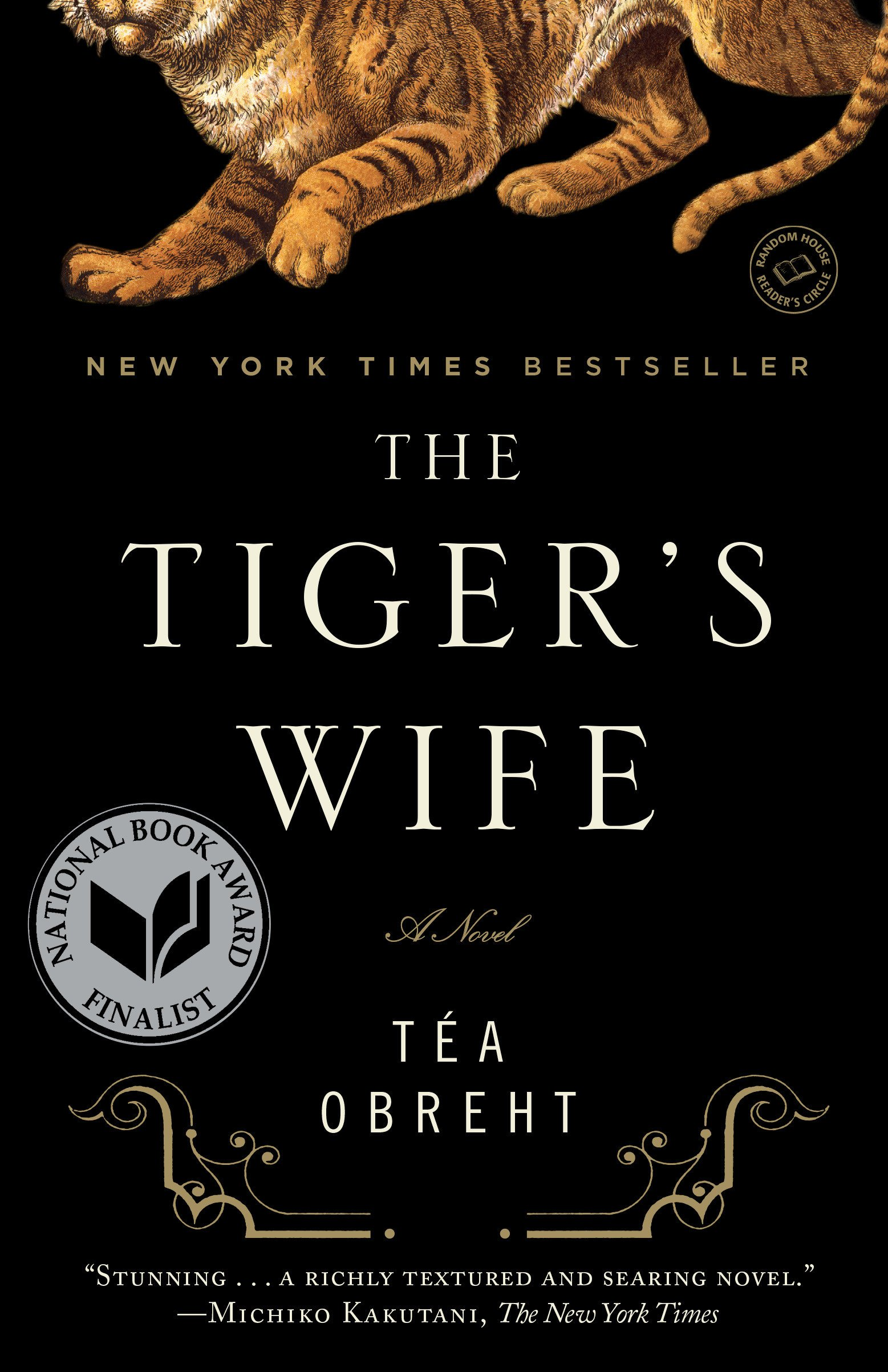 Téa Obreht, The Tiger's Wife