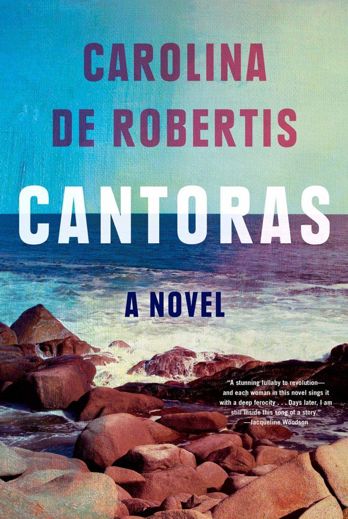 Carolina De Robertis, <em>Cantoras</em>, design by Jenny Carrow (Knopf, September 3)
