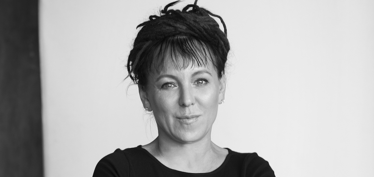 Read Olga Tokarczuk's response to winning the Nobel Prize.