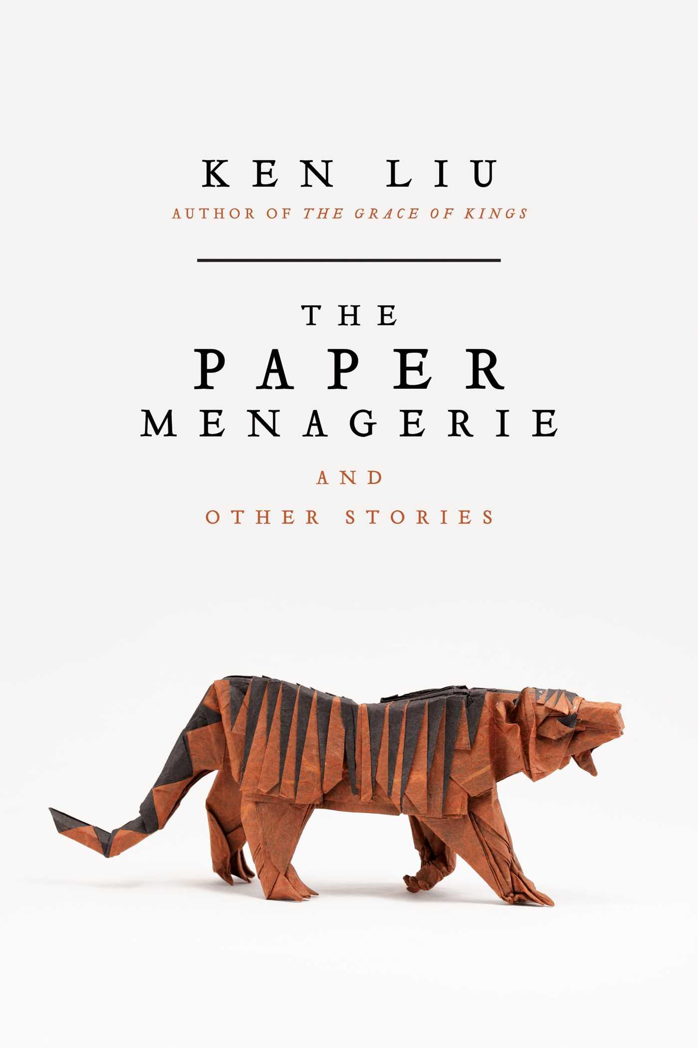 Ken Liu,The Paper Menagerie