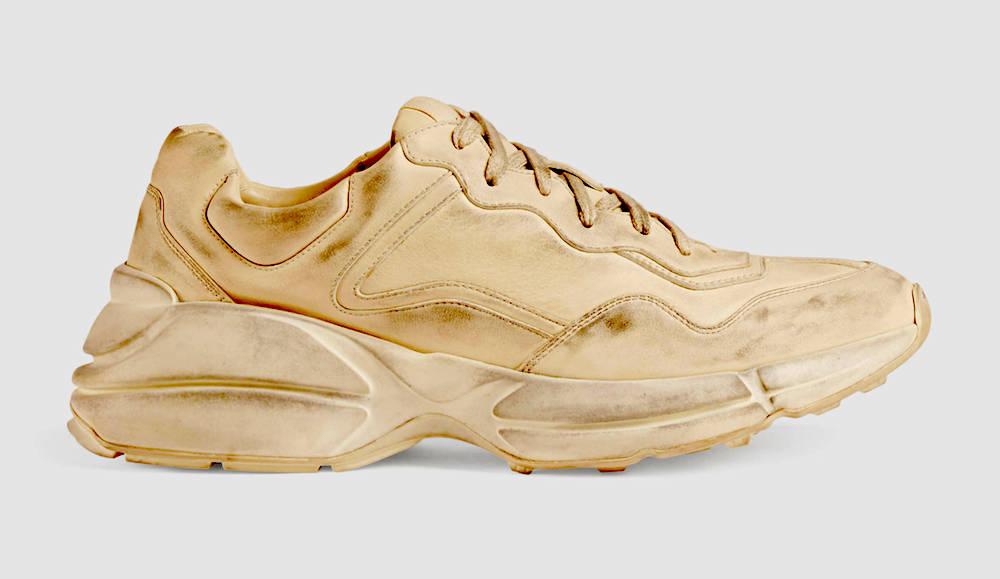 Dad sneakers rozegeel | SSShoe ||| sneaker in 2019