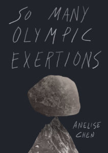 Anelise Chen, So Many Olympic Exertions