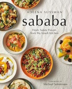 Sababa- Sunny Flavors from My Israeli Kitchen