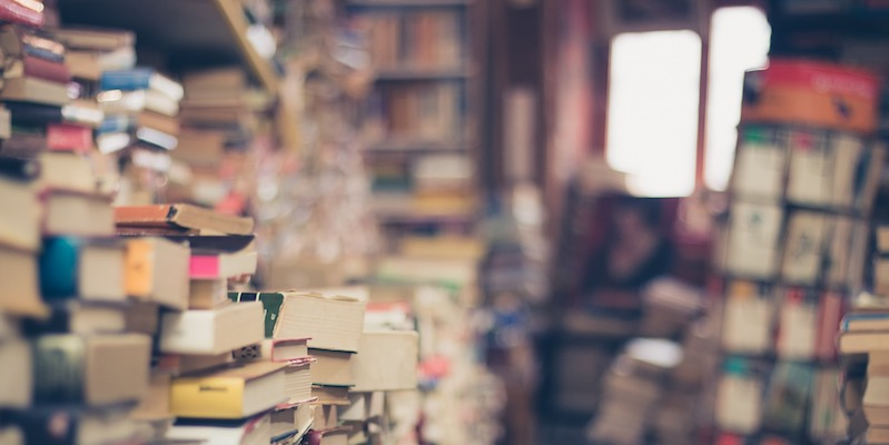 The Secret to Shopping in Used Bookstores