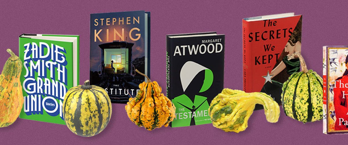 The Ultimate Fall 2019 Books Preview
