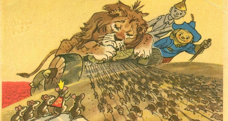 Did the Russian Wizard of Oz Subvert Soviet Propaganda