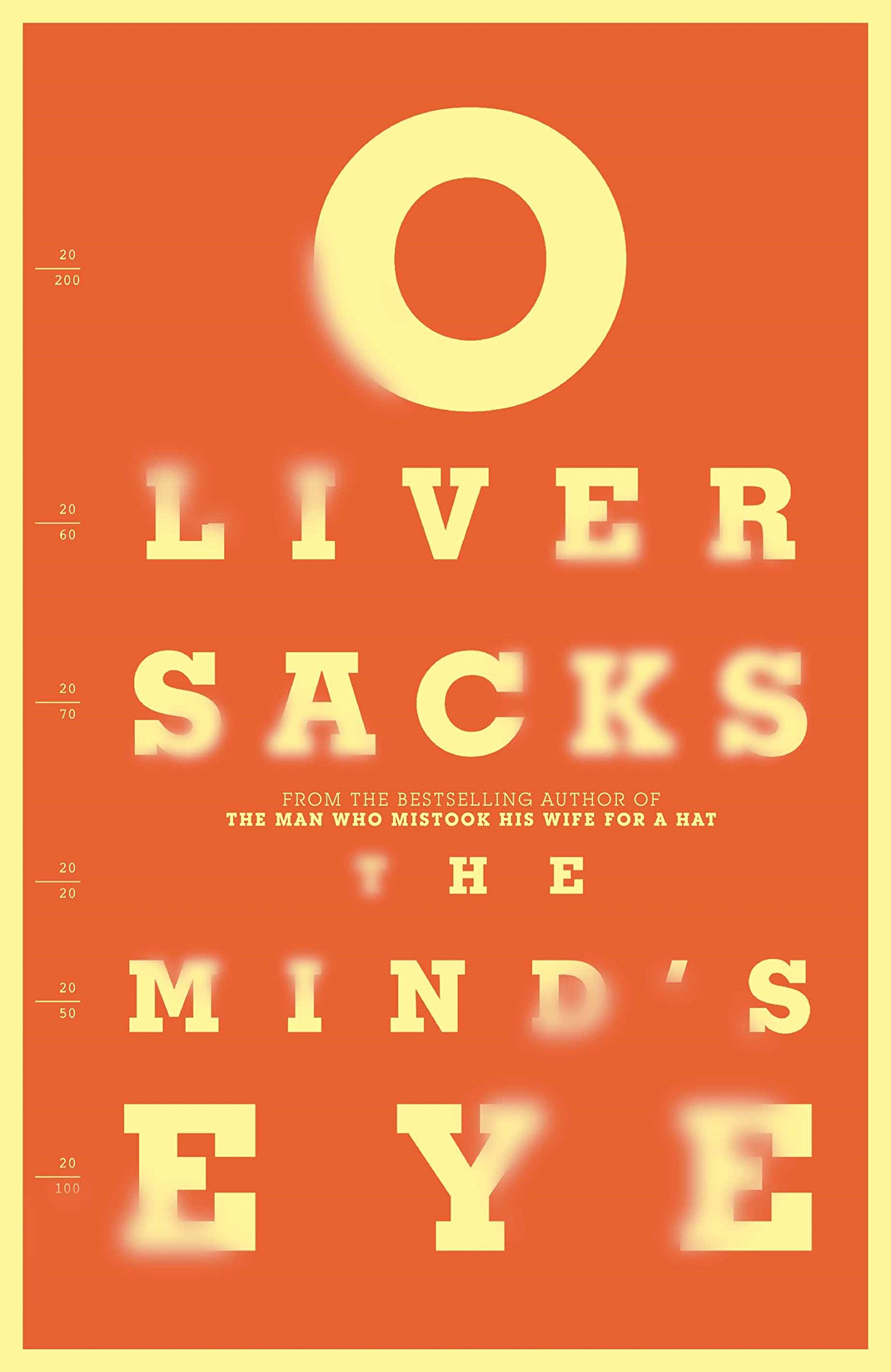 Oliver Sacks, The Mind's Eye