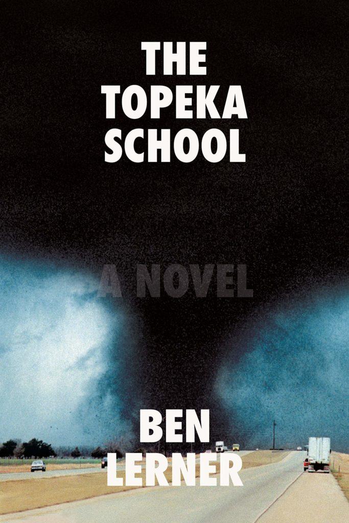 Ben Lerner, The Topeka School; design by Rodrigo Corral (FSG, October 1)