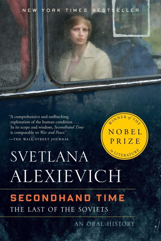 Svetlana Alexievich, tr. Bela Shayevich, Secondhand Time