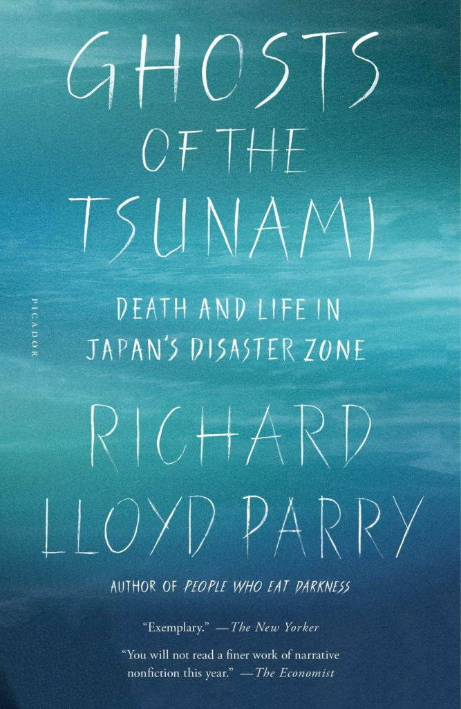 Richard Lloyd Parry, Ghosts of the Tsunami