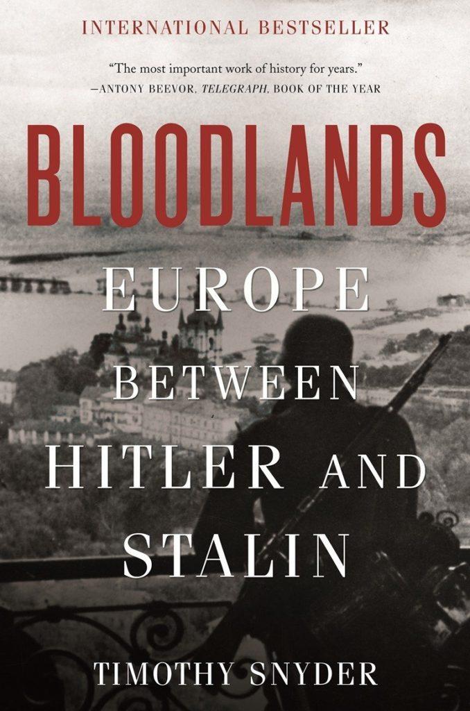 Timothy Snyder, Bloodlands