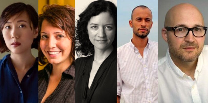 Lit Hub Asks: 5 Authors, 7 Questions, No Wrong Answers