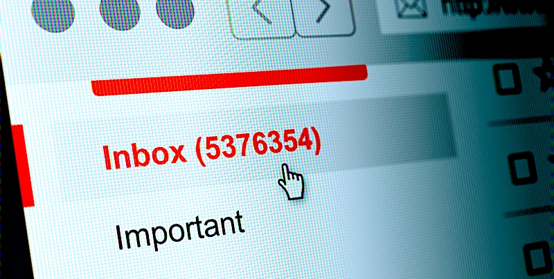 The Inbox: A Scattered, Ad-Ridden Archive of Our Lives