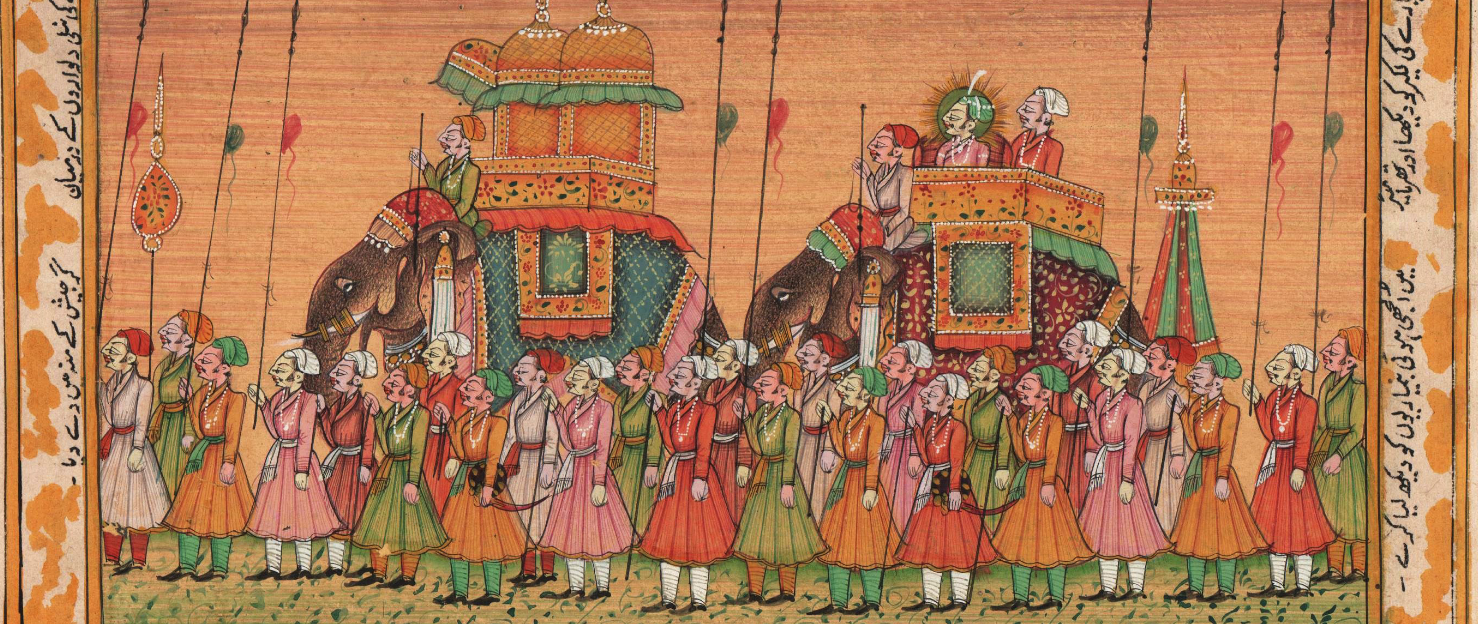 The Two Mughal Princes Who Stood in the Way of the British East India Company