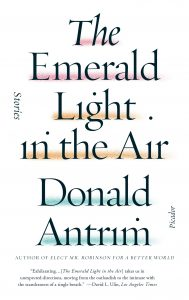 Donald Antrim,The Emerald Light in the Air