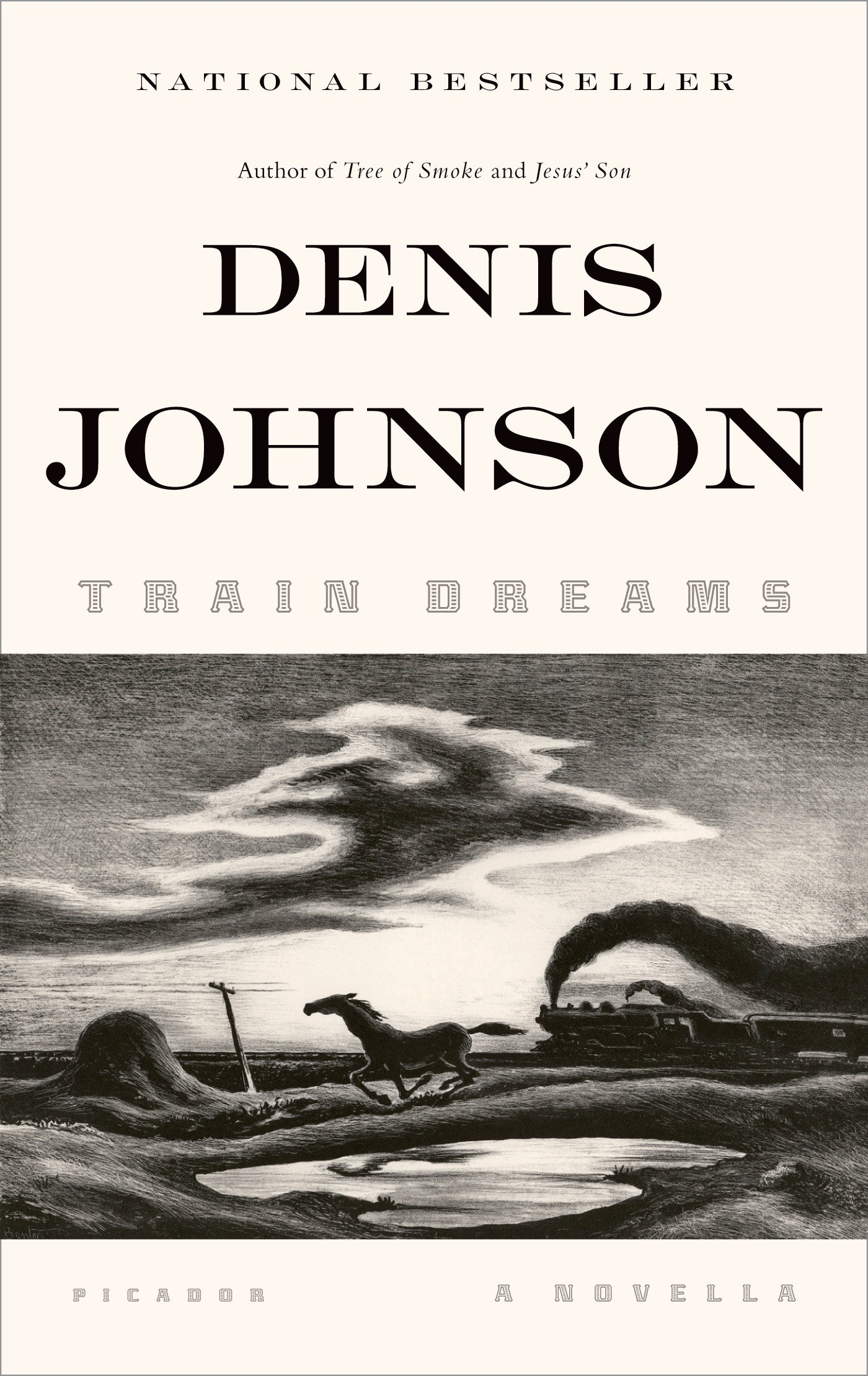 Denis Johnson, Train Dreams