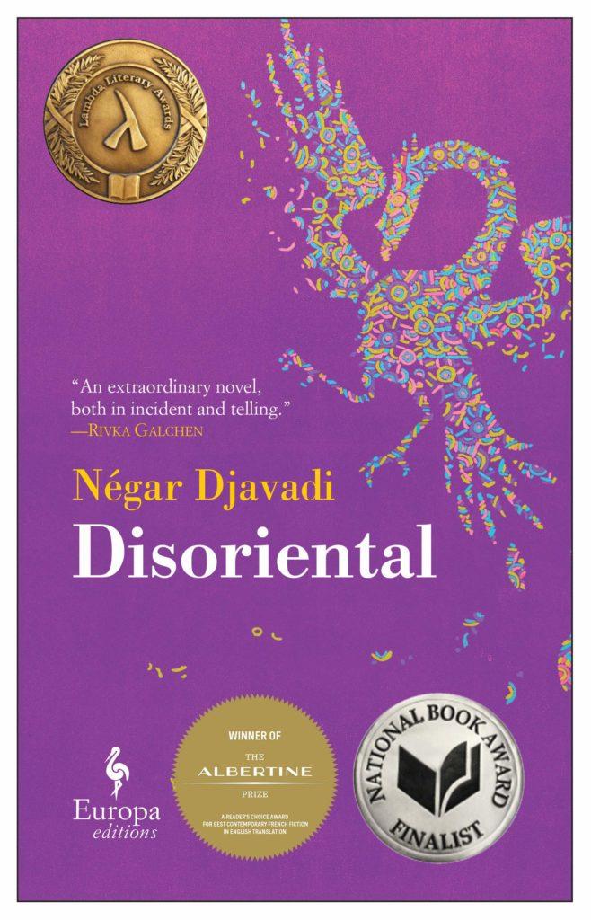 Negar Djavadi, tr. Tina Kover, Disoriental