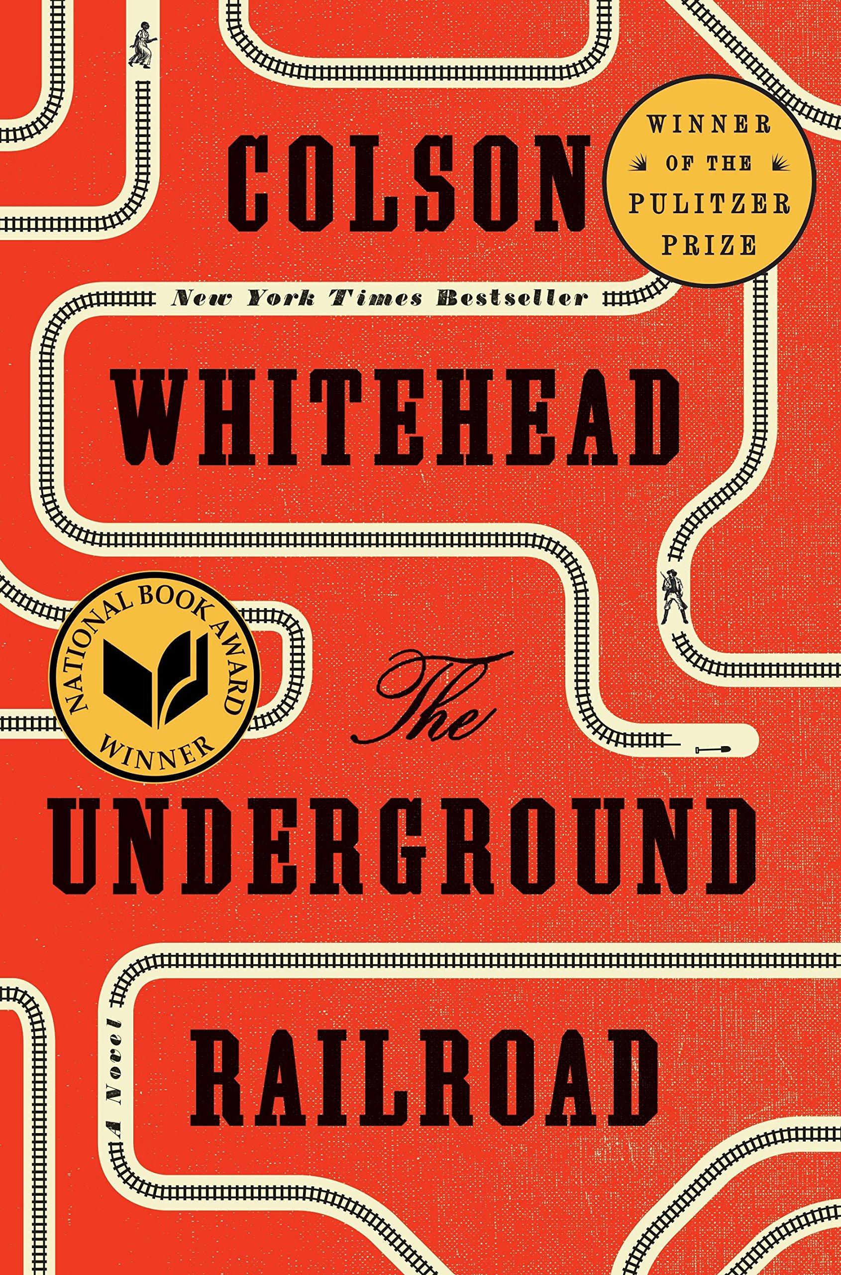 the underground railroad whitehead