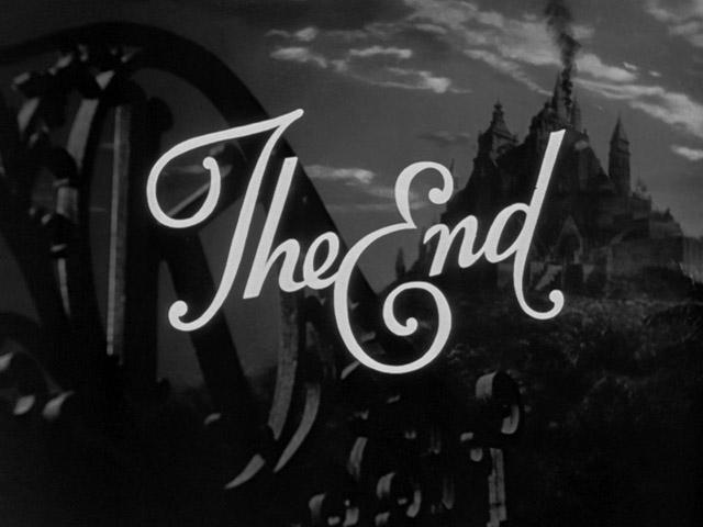 the end citizen kane