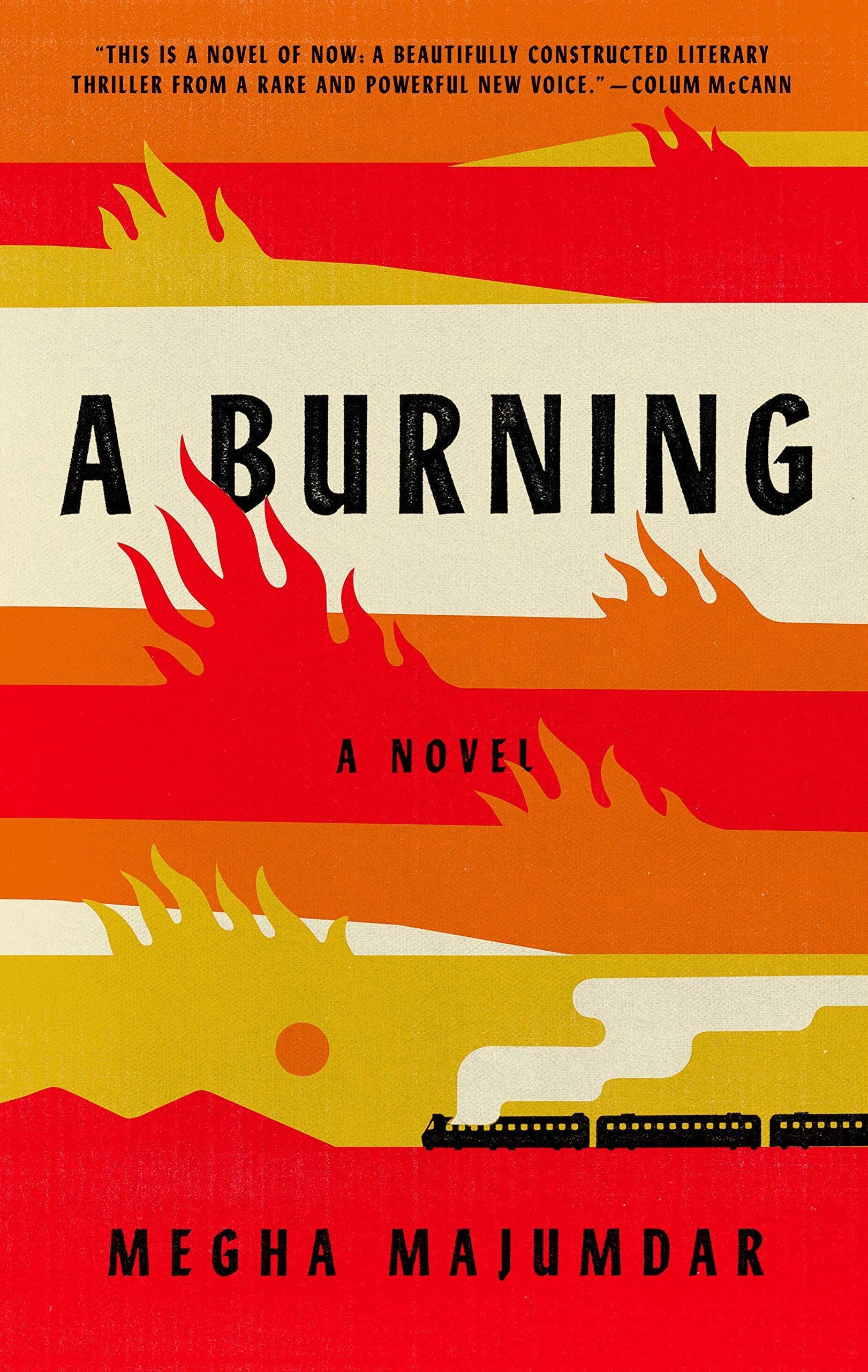 Megha Majumdar,A Burning